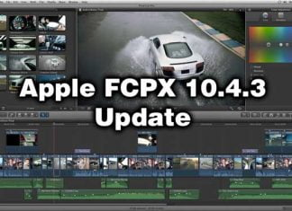 FCPX 10 4 3 update - San Diego Final Cut User Group